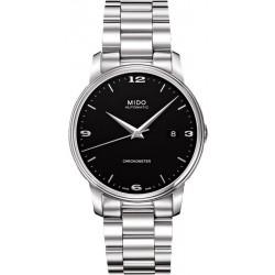 Orologio Mido Uomo Baroncelli III COSC Chronometer Automatic M0104081105190