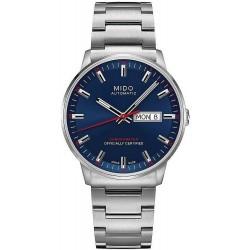 Comprare Orologio Mido Uomo Commander II COSC Chronometer Automatic M0214311104100