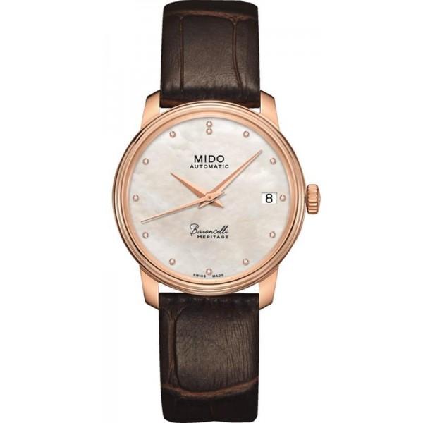 Comprare Orologio Mido Donna Baroncelli III Heritage M0272073610600 Automatico