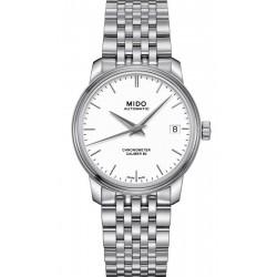Orologio Mido Donna Baroncelli III COSC Chronometer Automatic M0272081101100