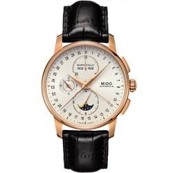 Comprare Orologio Mido Uomo Baroncelli II Chronograph Moonphase Automatic M86073M142