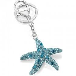 Comprare Portachiavi Morellato Donna Starfish Blue SD0344