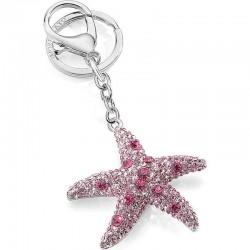 Comprare Portachiavi Morellato Donna Starfish Rose SD0345