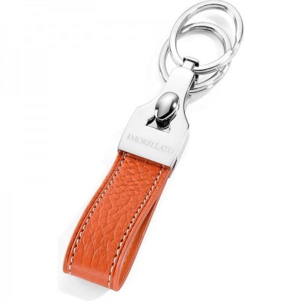 Comprare Portachiavi Morellato Uomo SU0619 Pelle Arancione