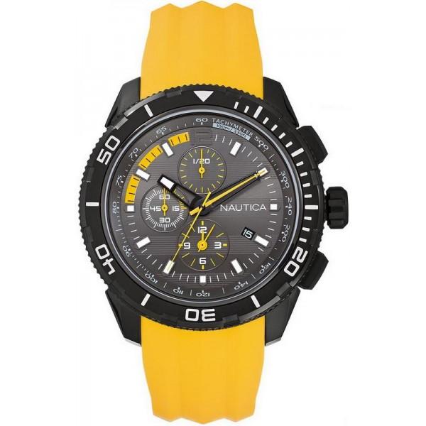 Comprare Orologio Nautica Uomo NST 101 A19629G Cronografo
