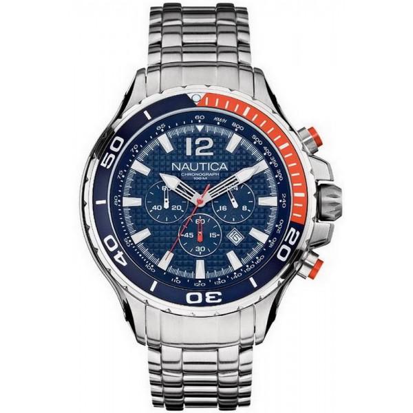 Comprare Orologio Nautica Uomo NST 02 A26535G Cronografo