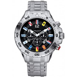 Orologio Nautica Uomo NST Flag A29512G Cronografo