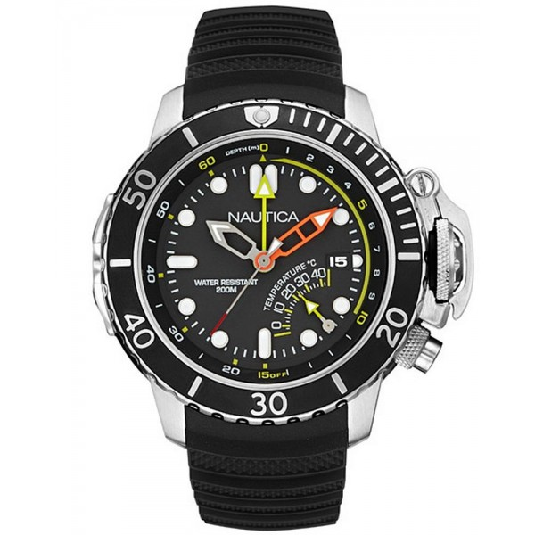 Comprare Orologio Nautica Uomo NMX Diver Multifunzione NAI47500G