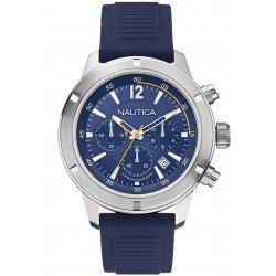 Nautica A17652G NSR 19 Cronografo Orologio Uomo