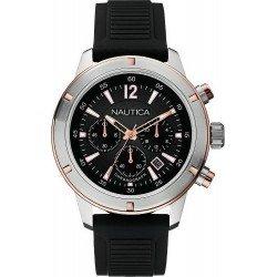 Orologio Nautica Uomo NSR 19 A17654G Cronografo