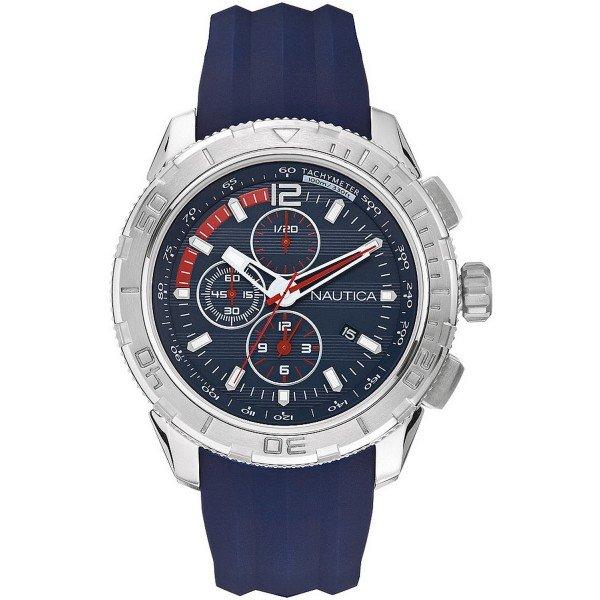 Comprare Orologio Nautica Uomo NST 101 A18724G Cronografo
