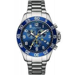 Orologio Nautica Uomo NST 19 NAI17508G Cronografo