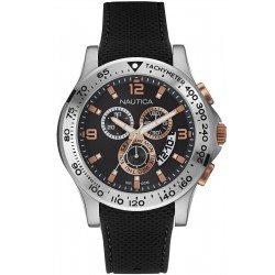 Nautica NAI19504G NST 600 Cronografo Orologio Uomo