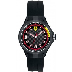 Comprare Orologio Scuderia Ferrari Uomo SF101 Pit Crew 0820001