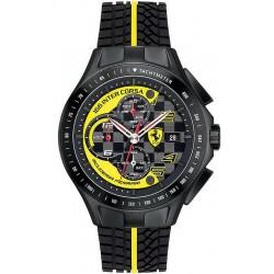 Comprare Orologio Scuderia Ferrari Uomo Race Day Chrono 0830078