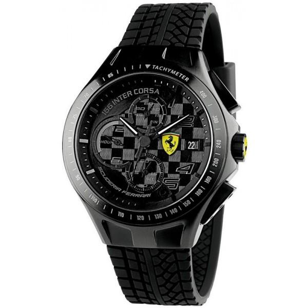 Comprare Orologio Scuderia Ferrari Uomo Race Day Chrono 0830105