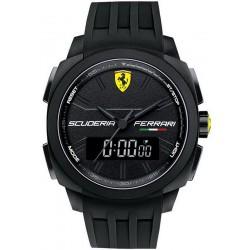 Comprare Orologio Scuderia Ferrari Uomo Aerodinamico Chrono 0830122