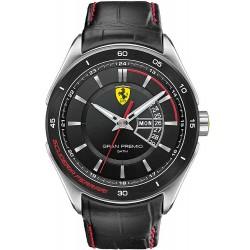 Orologio Scuderia Ferrari Uomo Gran Premio 0830183