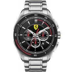 Orologio Scuderia Ferrari Uomo Gran Premio Chrono 0830188