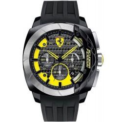 Orologio Scuderia Ferrari Uomo Aerodinamico Chrono 0830206