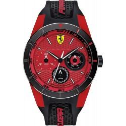 Comprare Orologio Scuderia Ferrari Uomo RedRev T 0830255