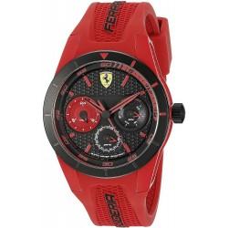 Comprare Orologio Scuderia Ferrari Uomo RedRev 0830258