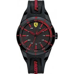 Comprare Orologio Scuderia Ferrari Uomo RedRev 0840004