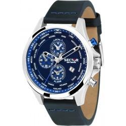 Comprare Orologio Sector Uomo 180 R3251180023 Cronografo Quartz
