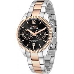 Comprare Orologio Sector Uomo 240 R3253240002 Cronografo Quartz