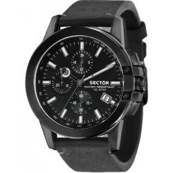 Orologio Sector Uomo 480 R3271797003 Cronografo Quartz