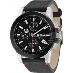 Orologio Sector Uomo 480 R3271797004 Cronografo Quartz