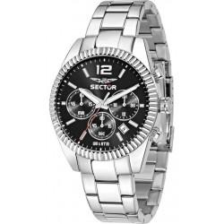 Comprare Orologio Sector Uomo 240 R3273676003 Cronografo Quartz