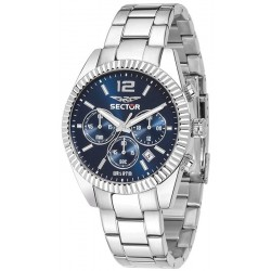 Comprare Orologio Sector Uomo 240 R3273676004 Cronografo Quartz