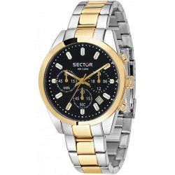 Orologio Sector Uomo 245 R3273786001 Cronografo Quartz