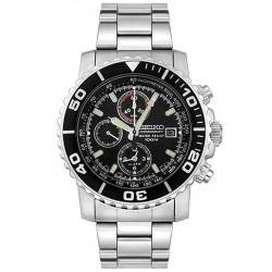 Comprare Orologio Seiko Uomo Alarm Chronograph Quartz SNA225P1
