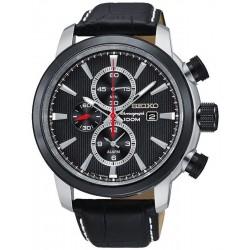 Orologio Seiko Uomo Neo Sport Alarm Chronograph Quartz SNAF47P2