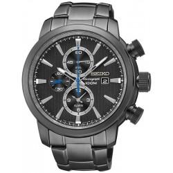 Orologio Seiko Uomo Neo Sport Alarm Chronograph Quartz SNAF49P1