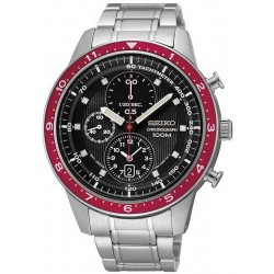 Comprare Orologio Seiko Uomo SNDF37P1 Cronografo Quartz