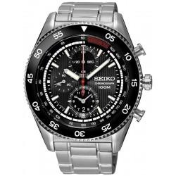 Comprare Orologio Seiko Uomo SNDG57P1 Cronografo Quartz