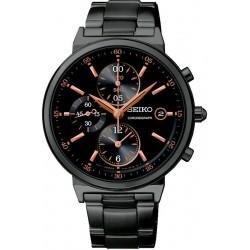 Comprare Orologio Seiko Unisex Neo Classic SNDW47P1 Cronografo Quartz
