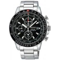 Comprare Orologio Seiko Uomo Prospex Sky Chronograph Solar SSC009P1