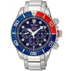 Comprare Orologio Seiko Uomo Prospex Chronograph Diver's 200M Solar SSC019P1