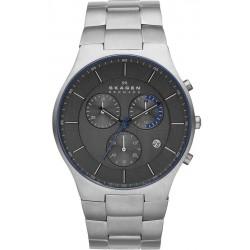 Comprare Orologio Skagen Uomo Balder Titanium SKW6077 Cronografo