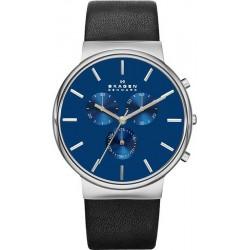 Comprare Orologio Skagen Uomo Ancher SKW6105 Cronografo
