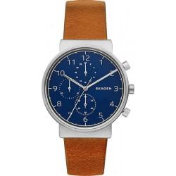 Comprare Orologio Skagen Uomo Ancher SKW6358 Cronografo