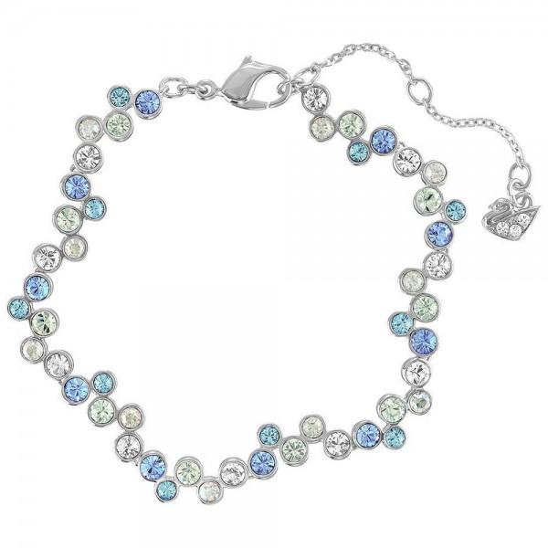 Comprare Bracciale Swarovski Donna Blue Fidelity 1106363