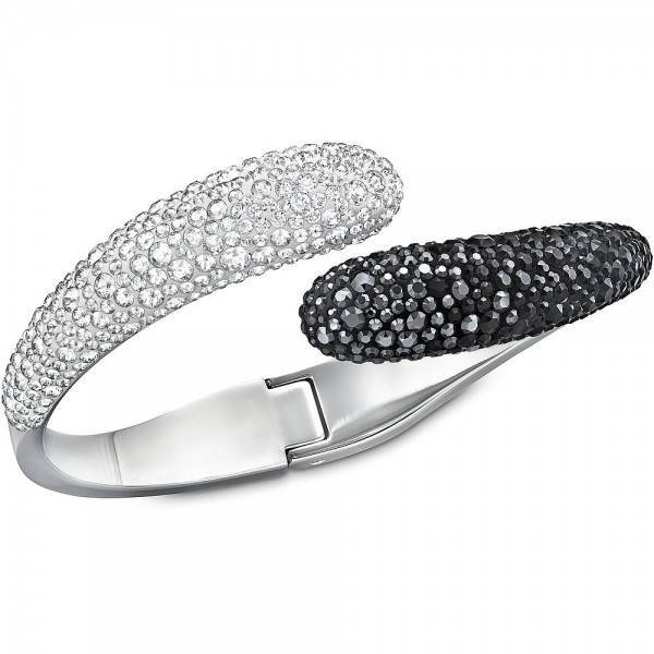Comprare Bracciale Swarovski Donna Louise Black and White 5017138