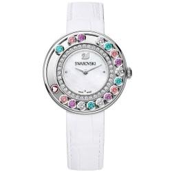 Swarovski 5183955 New Lovely Crystals Multi-Colored Madreperla Orologio Donna