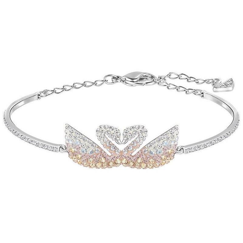 Bracelet Swarovski Femme Iconic Swan 5256264 - Bijoux de Mode