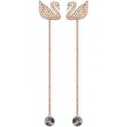 Comprare Orecchini Swarovski Donna Iconic Swan 5373164